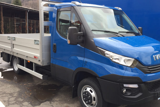 Iveco Daily 50C18A8Z/P